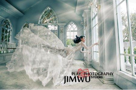 Jimwu玩拍攝影像工作室婚紗特輯2