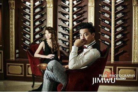 Jimwu玩拍攝影像工作室婚紗特輯4