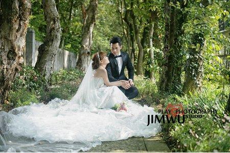 Jimwu玩拍攝影像工作室婚紗特輯5