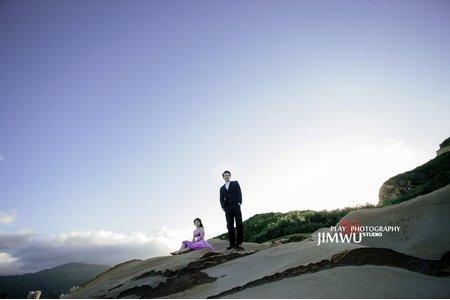 Jimwu玩拍攝影像工作室婚紗特輯10