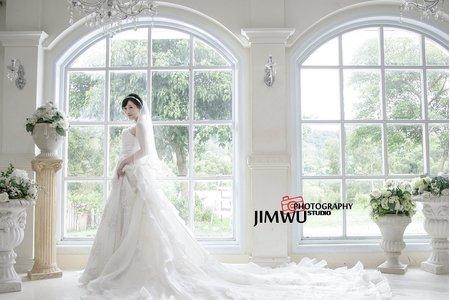 Jimwu玩拍攝影像工作室婚紗特輯8