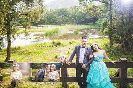 Jimwu玩拍攝影像工作室婚紗特輯