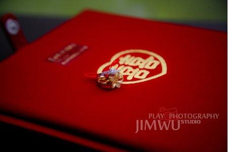 Jimwu 影像婚禮 平面攝影