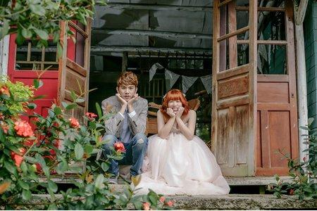 大屯莊園婚紗客照