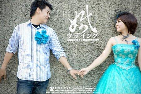 ☆幸福婚訊☆結婚式の記録☆海外婚紗