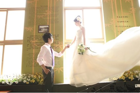 ☆幸福婚訊☆結婚式の記録☆