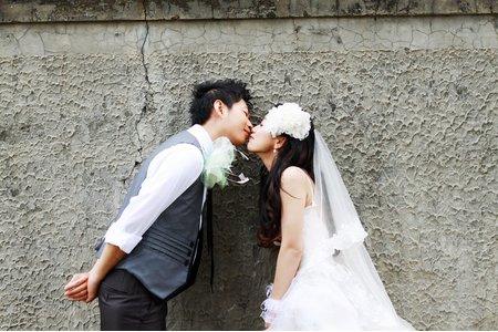☆幸福婚訊☆結婚式の記録☆遇見