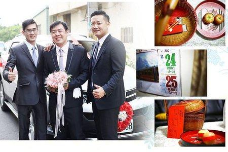 ☆幸福婚訊☆結婚婚禮式の記録-[勳&婷]麻豆