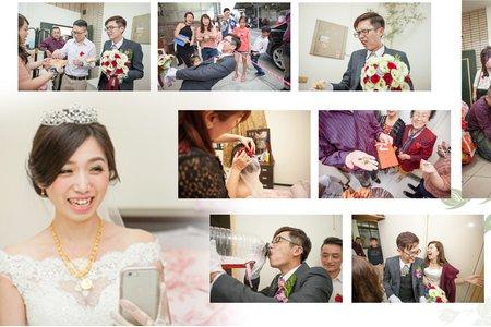 ☆台南幸福婚訊自主婚紗☆結婚之喜の記録-[富&蓎]情定和美