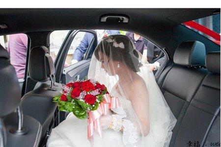 ☆台南幸福婚訊☆結婚式の記録[村&瑜]情定大灣