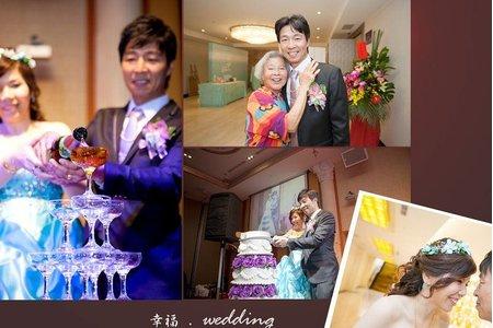 ☆台南幸福婚訊自助婚紗工作室☆結婚式の記録-[銘&芳]情定城堡