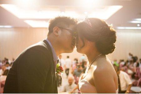 幸福婚訊-婚禮紀錄:情定關廟