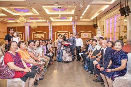 ☆幸福婚訊-結婚午宴婚禮紀錄:台南-宴客篇