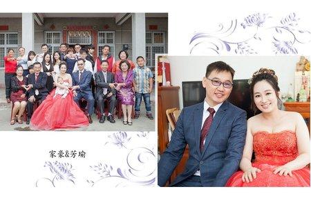 ☆台南幸福婚訊☆文定式の婚禮記録[豪&瑜]情定台南l下營
