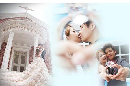 ☆幸福婚訊☆結婚式の記録☆韓式