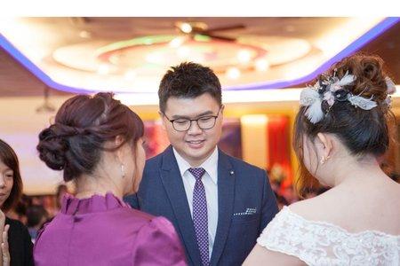 ☆幸福婚訊☆[博薰-思琦]婚禮平面記錄☆☆情定台南