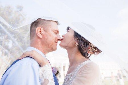 ☆台南幸福婚訊☆☆結婚式の写真[Mike-Lin]☆奇美博物館婚紗寫真