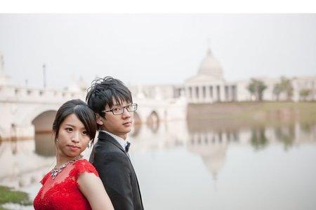 ☆台南幸福婚訊☆銓&欣☆結婚式の写真☆