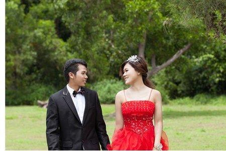 ☆台南幸福婚訊自助婚紗工作室☆結婚式の旅拍-[WAIDIN&LiLi]情定台灣