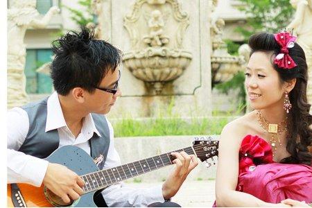 ☆台南幸福婚訊自助婚紗工作室☆結婚式の旅拍-