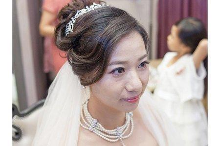 婚禮新娘秘書菁菁全省到府服務(台南歸仁-台南)結婚午宴新娘秘書服務