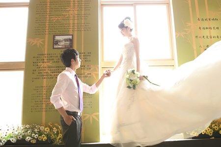 台南幸福婚訊婚紗工作室[孟-宜]婚紗照