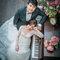 自助婚紗 婚紗攝影 淡水 婚禮紀錄