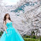 日本 自助婚紗 大阪 京都 自主婚紗 W