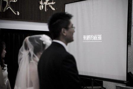 婚禮記錄 祖崴&宜雯 救恩堂婚禮 榮耀歸主 Alan作品