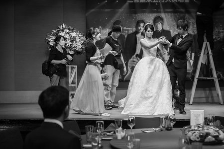 婚禮紀錄 國賓飯店之五迷婚禮 二條&萱妤