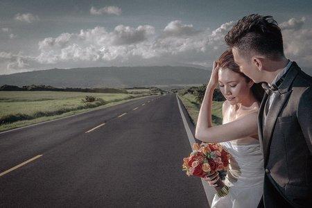 自主婚紗 墾丁 普墨斯影像 Alan 作品