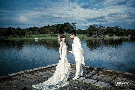 自助婚紗 宜蘭 仁山植物園