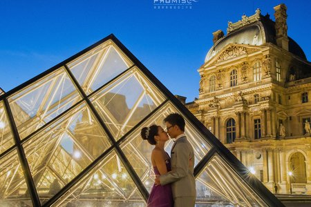 Paris prewedding  巴黎拍婚紗 自主婚紗 Alan作品