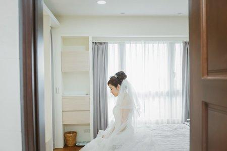 婚禮紀錄 板橋鼎鼎宴會廳 思妤  Alan 作品