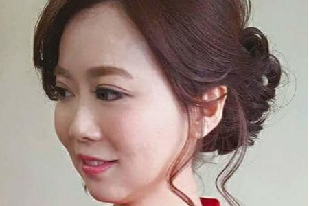 中國風髮型