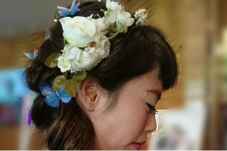 花仙子髮型