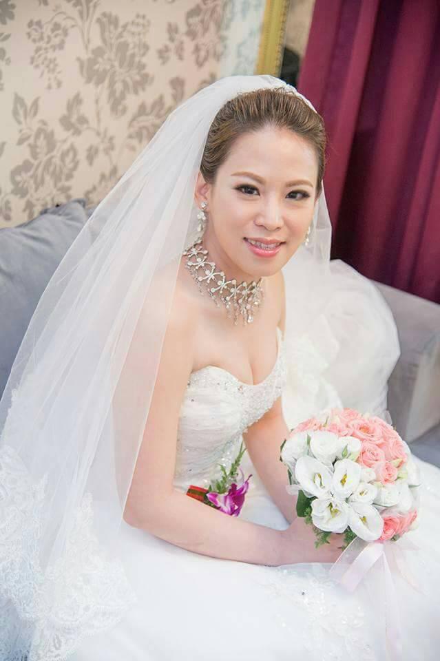 蘭兆公主(編號:430100) - 韻如 新娘秘書 - 結婚吧一站式婚禮服務平台