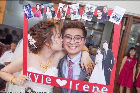 聖凱&佩蓁 結婚 婚禮攝影