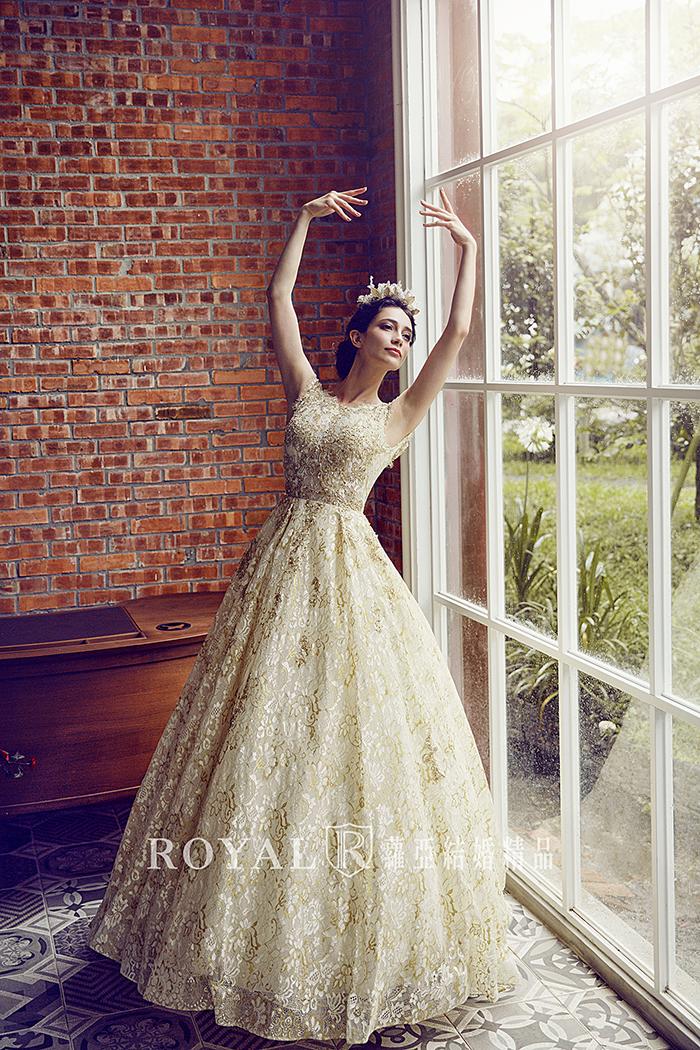 蘿亞婚紗|婚紗禮服|氣勢女王 - 蘿亞結婚精品《結婚吧》