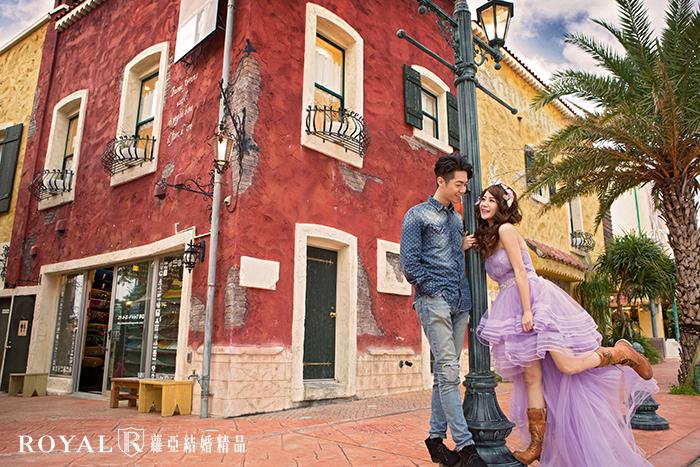 蘿亞婚紗 婚紗照 愛在沖繩 - 蘿亞結婚精品《結婚吧》