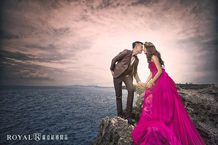 蘿亞婚紗|婚紗照|愛在沖繩 - 蘿亞結婚精品《結婚吧》