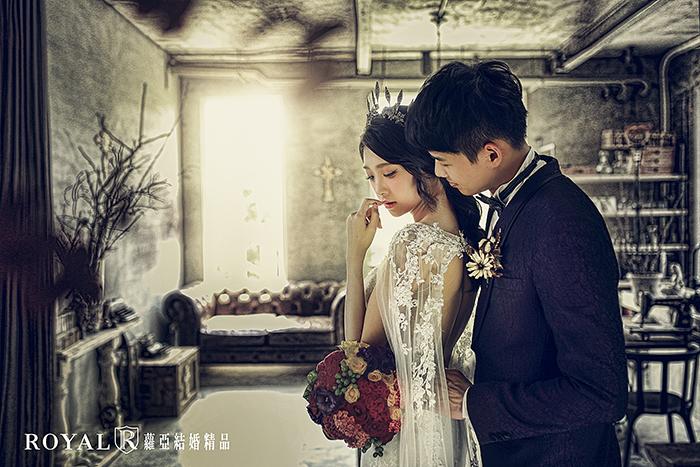 蘿亞婚紗|婚紗照|詩意年華 - 蘿亞結婚精品《結婚吧》