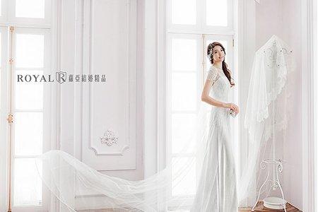 婚紗禮服【迷女人】