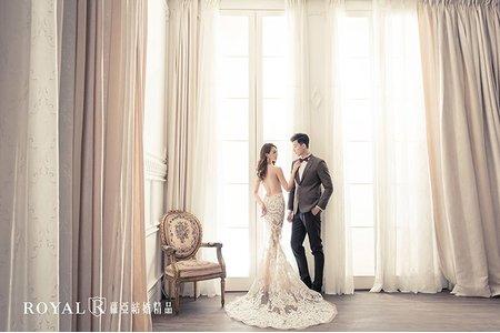 蘿亞主題婚紗攝影【輕春戀曲】