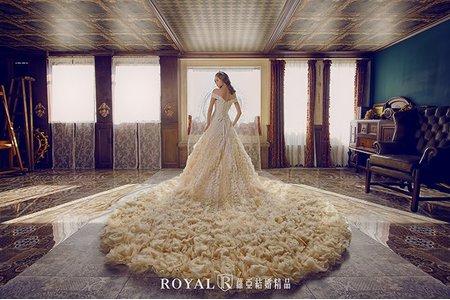 婚紗禮服【極致奢華】
