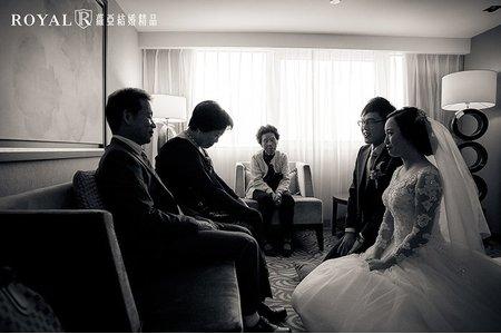 蘿亞新人婚禮記錄【Wedding Live】