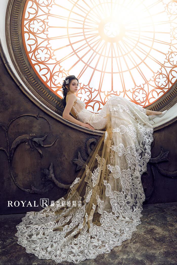 蘿亞婚紗 TaipeiRoyalWed|婚紗禮服|英式貴族 - 蘿亞結婚精品《結婚吧》