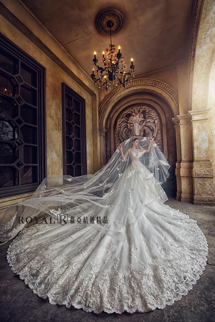 蘿亞婚紗 TaipeiRoyalWed 婚紗禮服 英式貴族 - 蘿亞結婚精品《結婚吧》