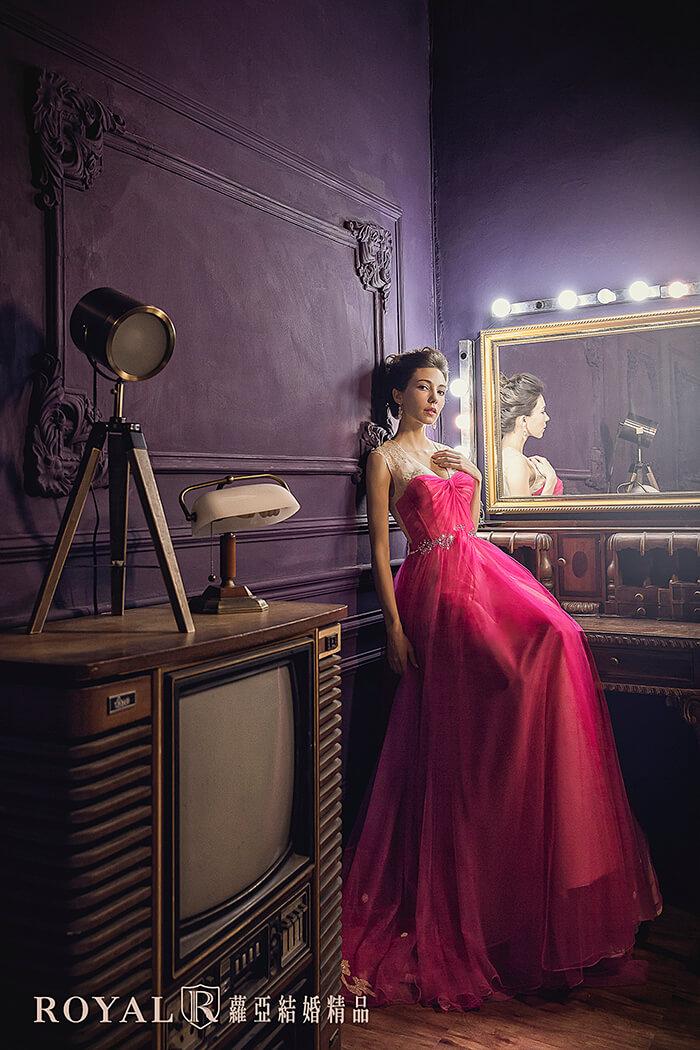 蘿亞婚紗 TaipeiRoyalWed|婚紗禮服|氣勢女王 - 蘿亞結婚精品《結婚吧》
