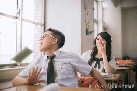 【珊瑜&彥全】青澀時代